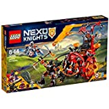 レゴ (LEGO) ネックスナイツ ジェストロのマグマ戦車 70316