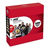 Sabian AAX Performance Pack For Gospel, Praise and Worship Music w/Free 18'' Crash