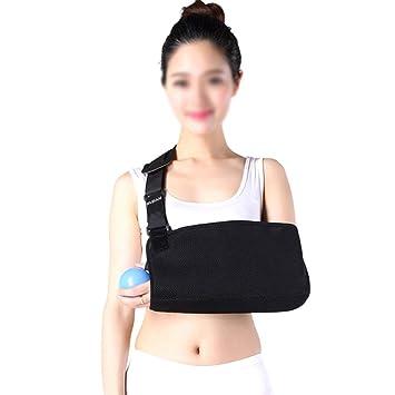 La fractura del antebrazo de la fractura de la mano del apoyo ...