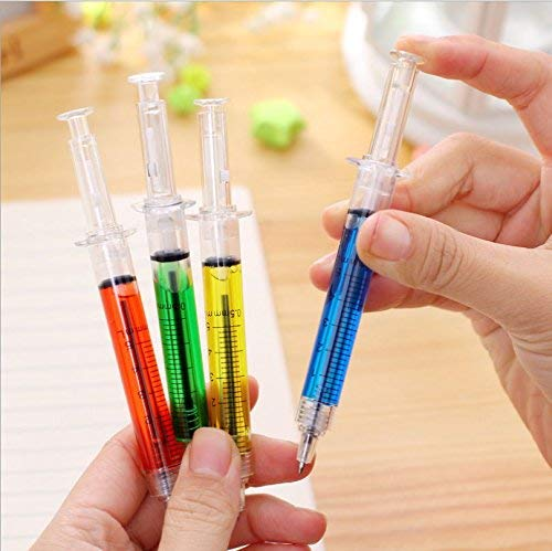 Amazon price history for Akki WorldTM Injection Style Ink Pen for Kids (Multicolour) - Pack of 6