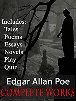 comparing works of edgar allen poe essay Free essay: edgar allen poe's use of the first person narrative in the  they had  many things in common from their writings about death and.