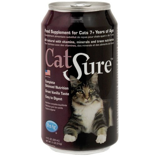 6 Cans of CatSure 11 oz Liquid