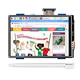 Smraza Raspberry Pi 3 Touch Screen, 3.5 inch HDMI LCD Display Touchscreen Monitor Resolution (480 320 to 1920 1080), HDMI Audio for Raspberry Pi 3 2 Model B B+ A+ (with Touch Pen)