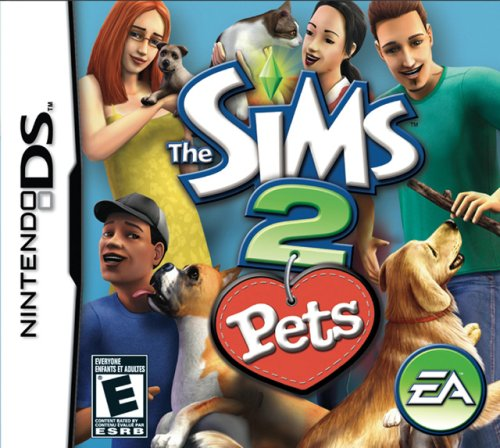 The Sims 2 Pets - Nintendo DS (Sims Pets 3 3ds)