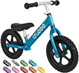 Cruzee Balance Bike (4.4 lbs) for Ages 1.5 to 5 Years | BW Blue