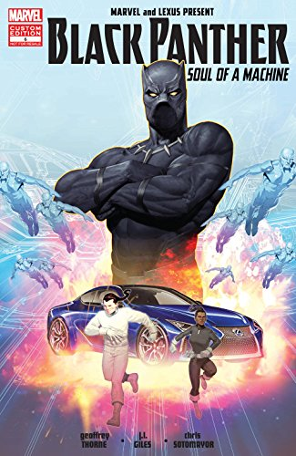 Black Panther: Soul Of A Machine (2017) #6