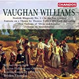 """R. Vaughan Williams: Norfolk Rhapsody / In the Fen Country / Five Variants of """"Dives and lazarus"""" / Fantasia on…"""