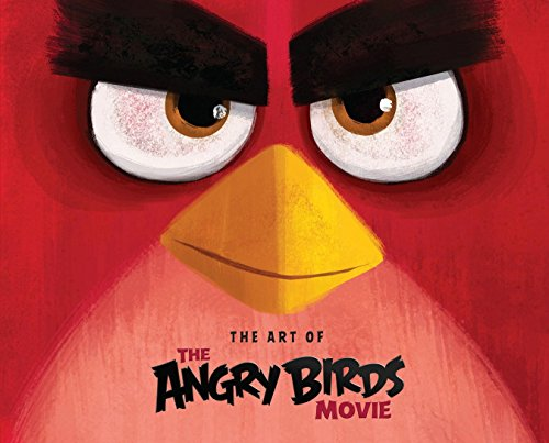 Angry Birds: The Art of the Angry Birds Movie by IDW Publishing
