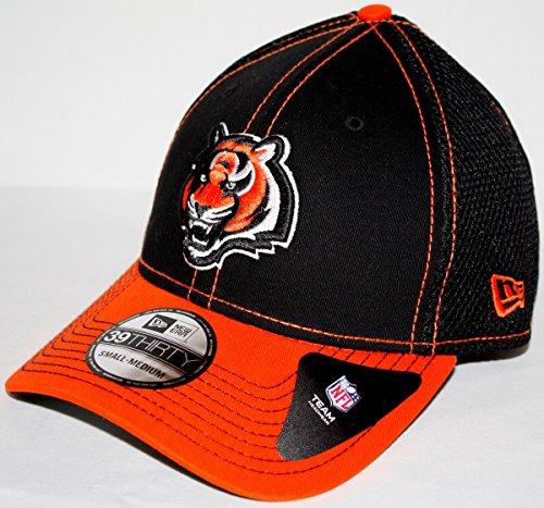 Cincinnati Bengals New Era NFL 39THIRTY Blitz Neo Fitted Hat - 2 Tone