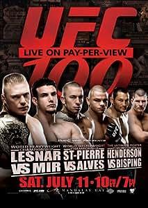 UFC 100: Lesnar vs. Mir / St-Pierre vs Alves / Henderson vs Bisping