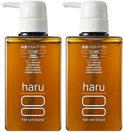 【nijiito】haru kurokamiスカルプのサムネイル