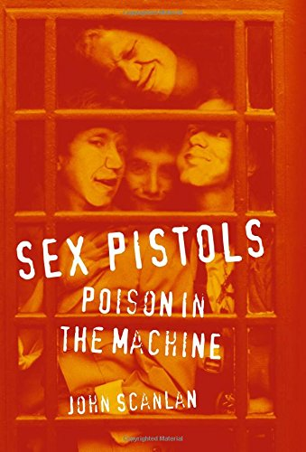 Sex Pistols: Poison in the Machine (Reverb) Sex Pistols Punk Band