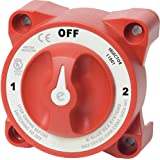Blue Sea Systems e-Series Battery Switch with Alternator Field Disconnect (3-Position)