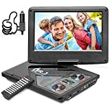 DR. J 11.5' Portable DVD Player with HD 9.5'...