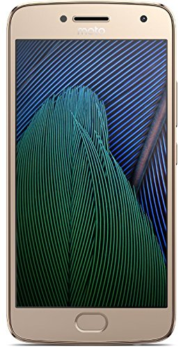 Moto G Plus (5th Generation) - Fine Gold - 32 GB - Unlocked