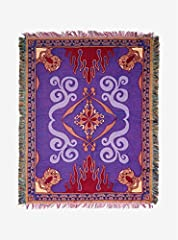Turn your house into a whole new world! This woven tapestry looks just like the magic carpet from Aladdin.