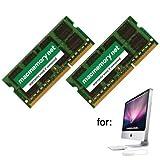 MacMemory Net 16GB DDR3-1600 PC3-12800 DDR3 1600Mhz SO-DIMM Kit for Apple iMac (2x 8GB)