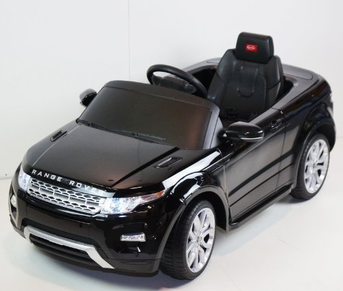 12v Ride On Car Range Rover Evoque Series, Licensed Toy