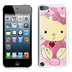 Popular iPod Touch 5 Cover Case ,Cute Xperia Z Wallpapers HD 136 White iPod Touch 5 Phone Case Fashion And Unique Design Cover Case