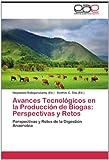Avances Tecnológicos en la Producción de Biogas, , 3659011657