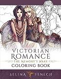 Victorian Romance - The Memory's Wake Coloring Book