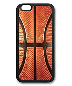 Basketball Skin Theme Iphone 6 Case TPU Material (4.7inch)