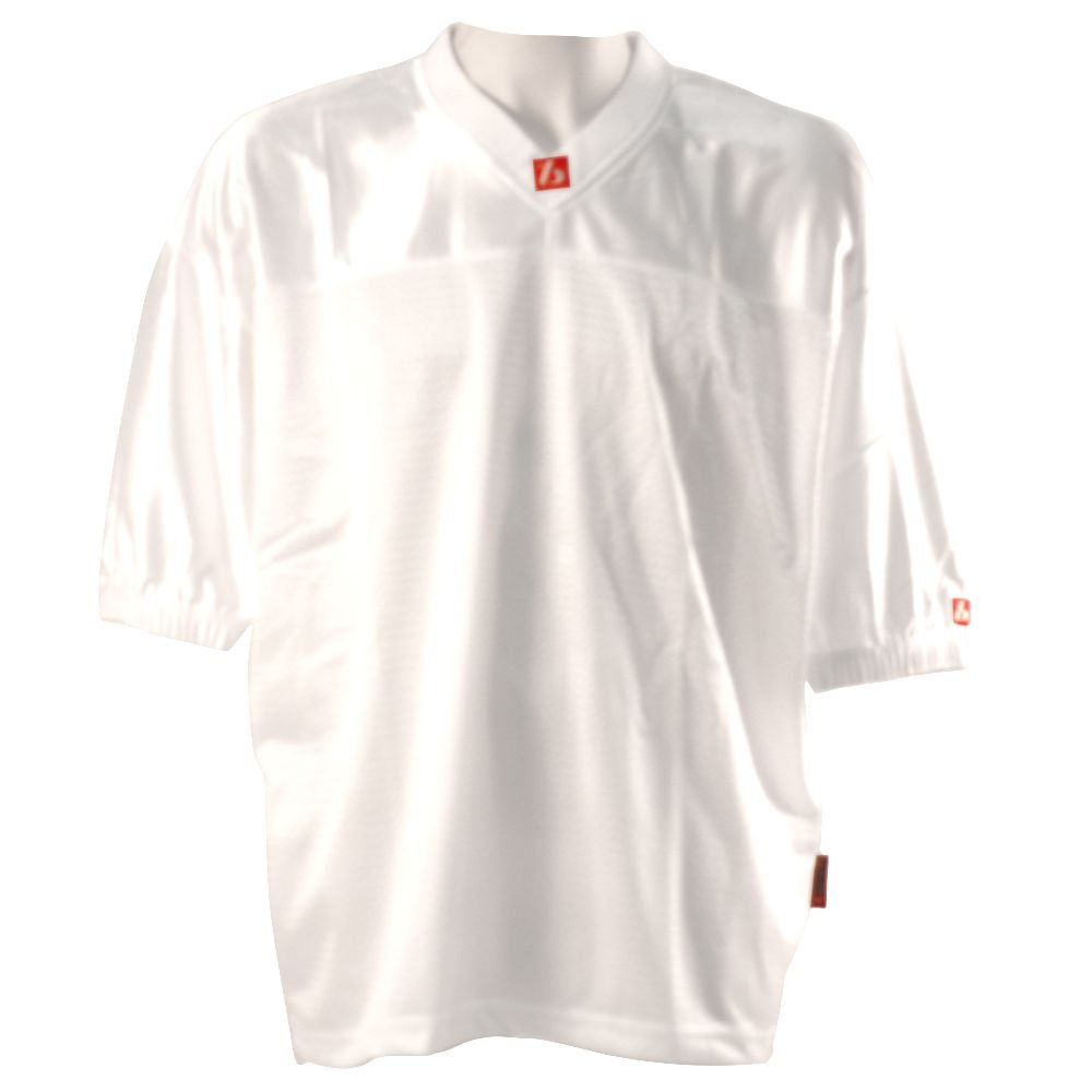 FJ-1 flag & football jersey, white