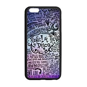 High Quality CustomizDurMaterial Panic! At The Disco iPhone 6 Plus Back Cover Case 5.5