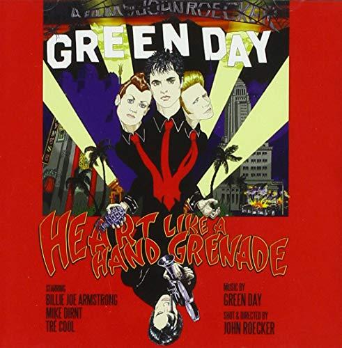 Green Day - Heart Like A Hand Grenade DVD
