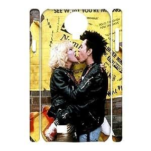 3D Bloomingbluerose Sex Pistols Samsung Galaxy S4 Cases Sex Pistols Sid And Nancy Punk, Hipster Design Sex Pistols, {White}