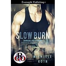 Slow Burn (Diamond and Diamond Private Investigators Book 2)