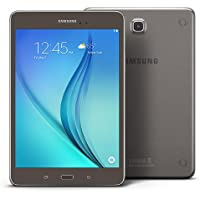 Samsung Galaxy Tab A 8.0 16GB (Wi-Fi), Smoky Titanium (Certified Refurbished)