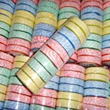 Foocc 100pcs Outdoor Traveling Magic Disposable Beauty Compressed Towel