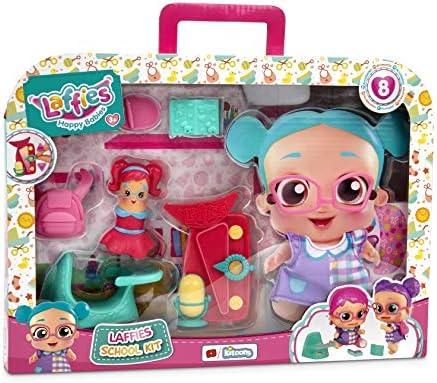 IMC Toys Laffies Happy Babies Soffrono Il Solletico 4 surtidos 92174 multicolor