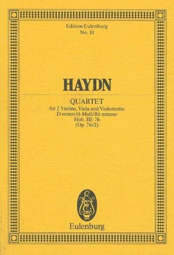 String Quartet in D Minor,