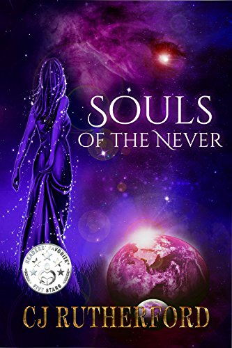 Souls of the Never: A YA Fantasy Adventure. (Tales of the Neverwar Series Book 1) by [Rutherford, CJ, Rutherford,Colin]