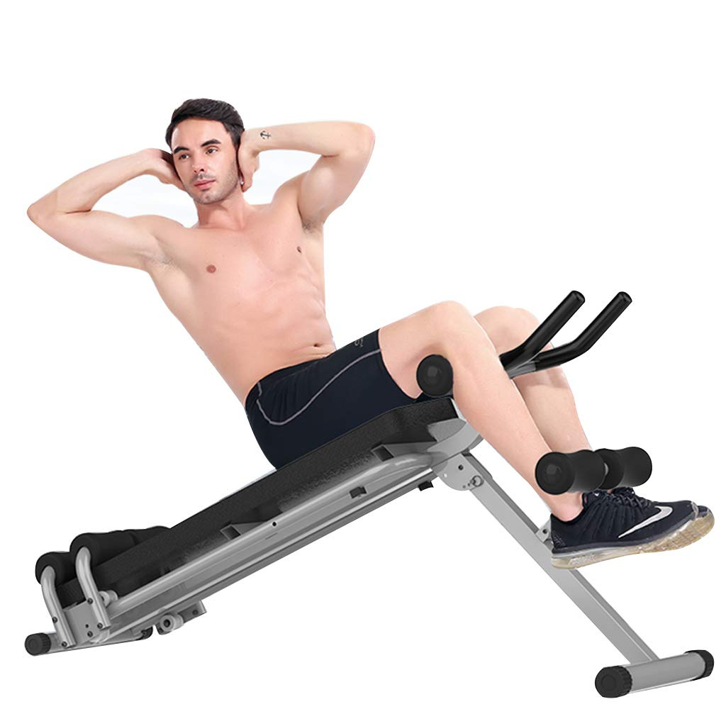 Bauchtrainer Fitnessgeräte für Sit-ups Home multifunktionaler bauchtrainer für männer dünne Ausrüstung für Damen