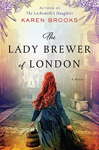 Book Cover: The Lady Brewer of London: A Novel