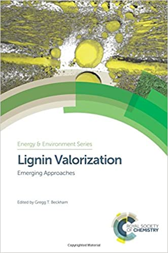 Lignin Valorization: Emerging Approaches (Energy and Environment Series)