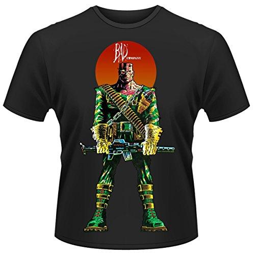 Noir Soldier Bad 2000 Homme T Officiel Shirt Ad Company Nouveau ZXZBqcwPzW