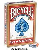 BICYCLE Poker - Dorso Rojo