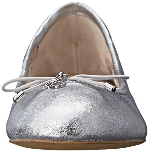 Sam Edelman Felicia Femmes Argenté Cuir Chaussures décontractées EU 36