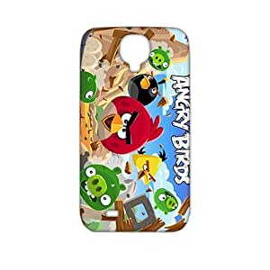 SHOWER 2015 New Arrival angry birds 3D Phone For Case Iphone 6Plus 5.5inch Cover