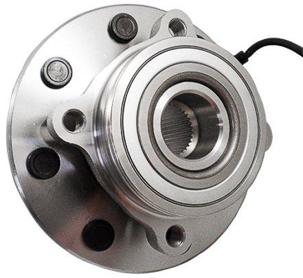 dodge 2500 front wheel bearings - 8