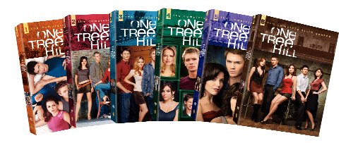 One Tree Hill: Complete Seasons 1-6 [DVD] (2009) (All 9 Seasons One Tree Hill)