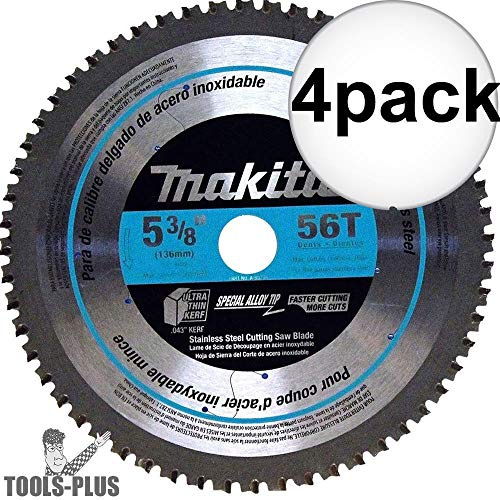 """Makita A-95794 5-3/8""""x56T Carbide Stainless Blade Fits BCS55"""