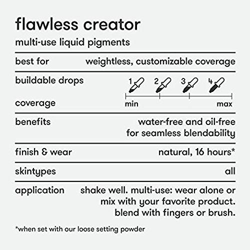 Dermablend Flawless Creator Multi Use Liquid Foundation 37w 1 Fl