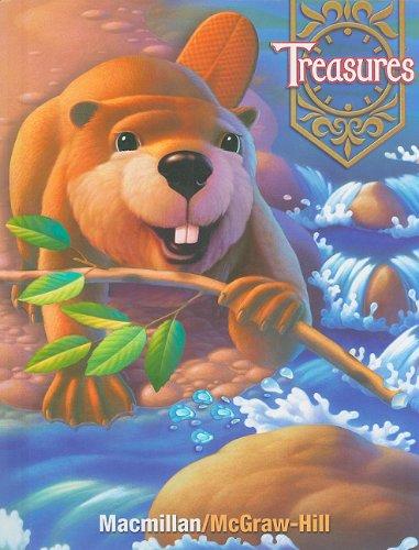 - Treasures, A Reading/Language Arts Program, Grade 1, Book 5 Student Edition (ELEMENTARY READING TREASURES)