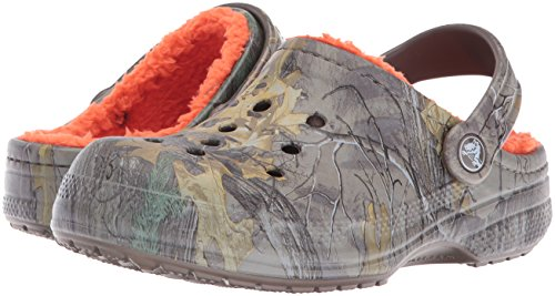 Pictures of Crocs Kids' Winter RealTree Xtra Clog Brown 4