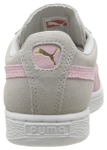 Wn's gold gray Baskets Violet Femme Mode Classic Sl Puma Suede Gris pink qwPft6